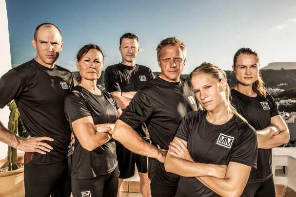 Grupp 2 består av Björn Ferry, Kicki Johansson, Kenneth Andersson, Anders Eriksson, Inez Karlsson och Heidi Andersson.
