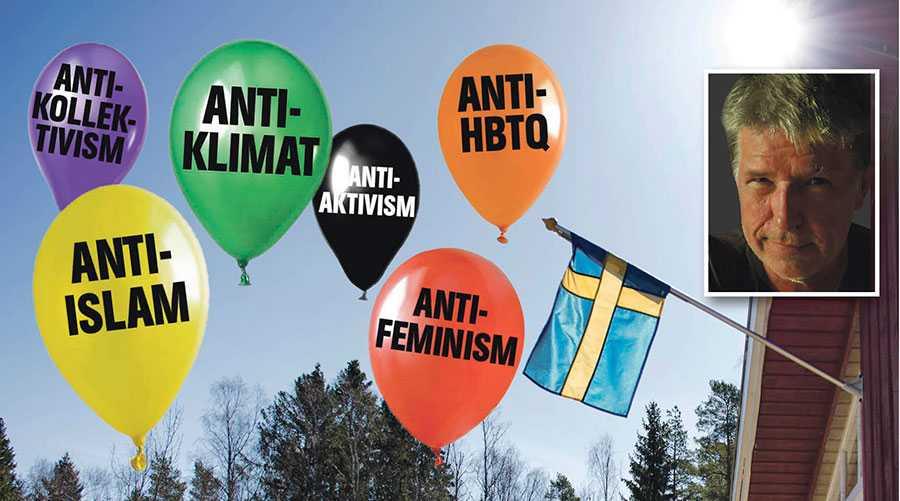"""I anti-PK-världen förväntas du tycka """"rätt"""" enligt en rad kärnvärderingar, skriver Mats Sederholm."""