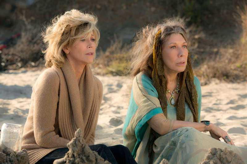 """Grace and Frankie"" (Netflix)."