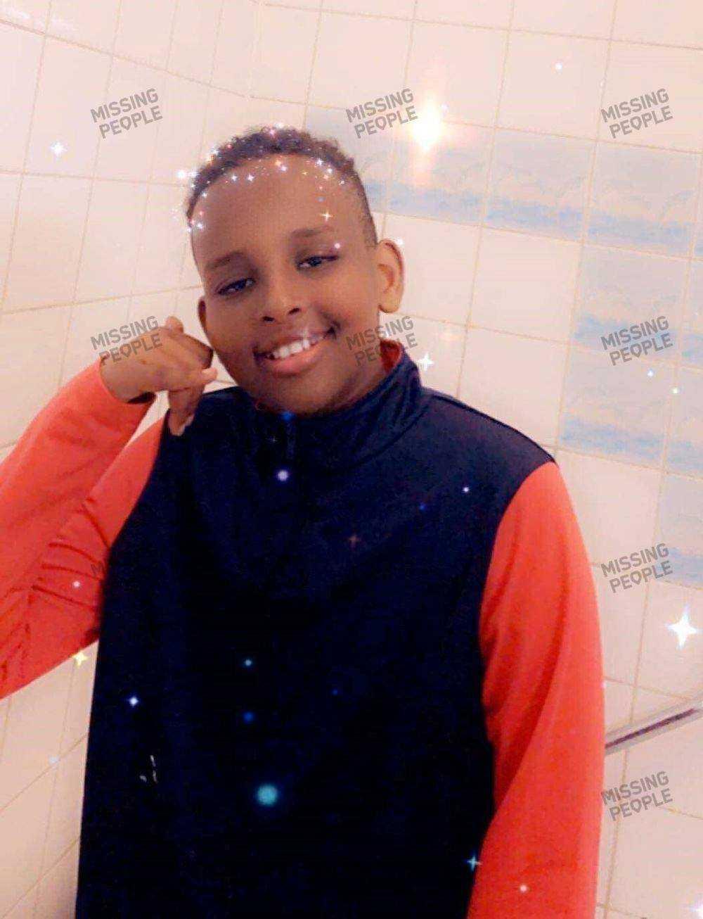 12-årige Mahmoud försvann i Ösbydalen på Värmdö i Stockholms län.
