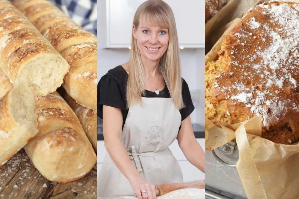 Linda Anderssons bästa tips för torrt bröd.