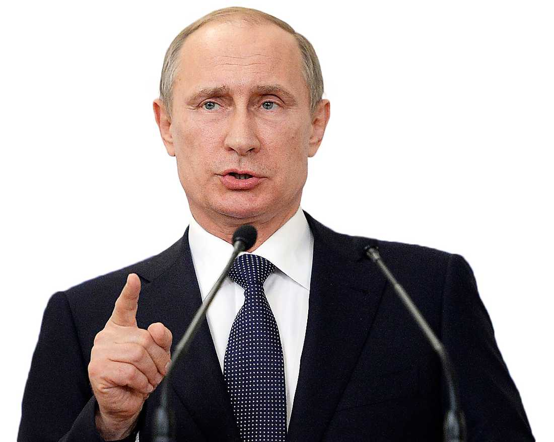 Vladimir Putin. Foto: AP