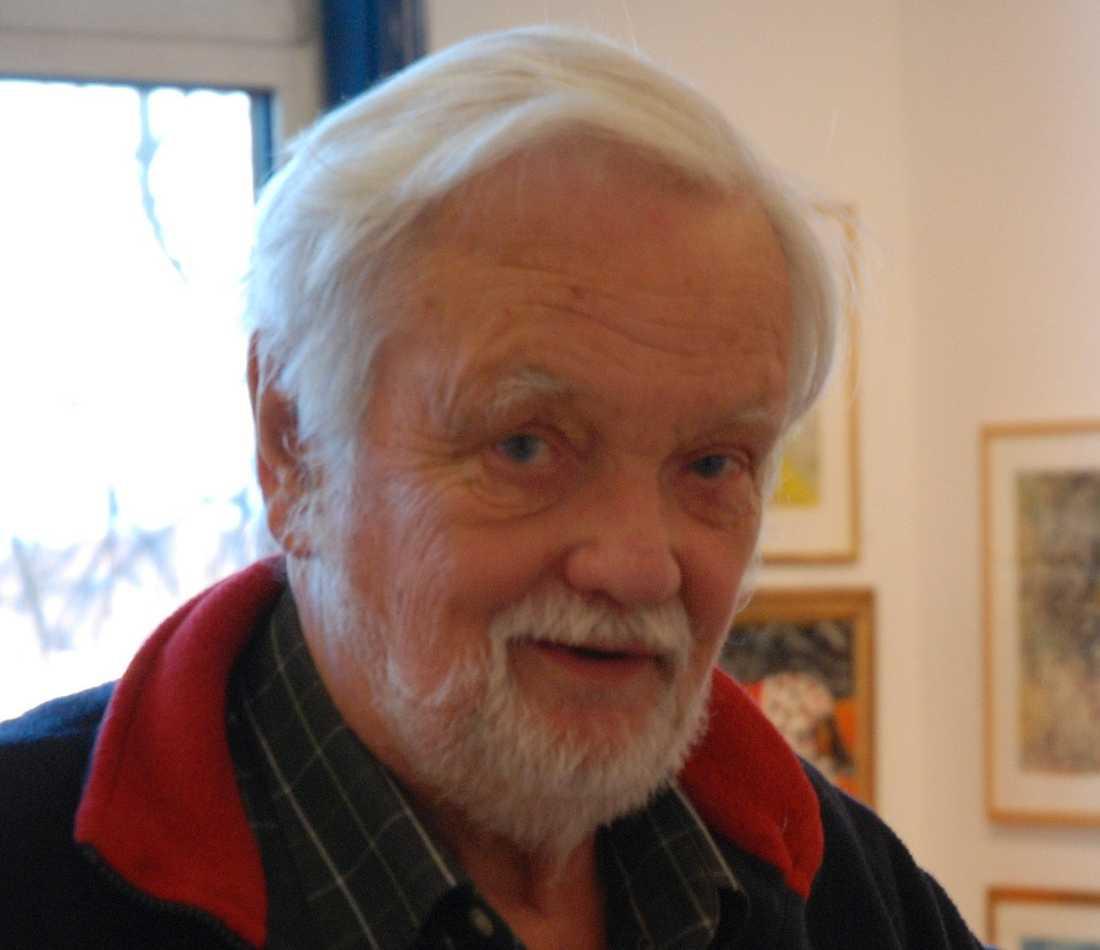 Lars Westman. Arkivbild.