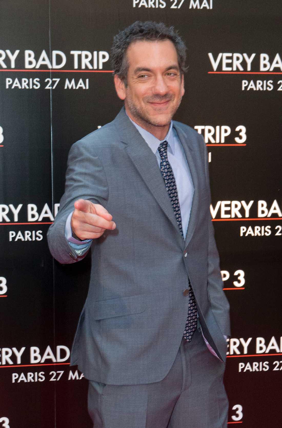 Succéfilmen gör ordentligt klirr i kassan för regissören Todd Phillips, 48.