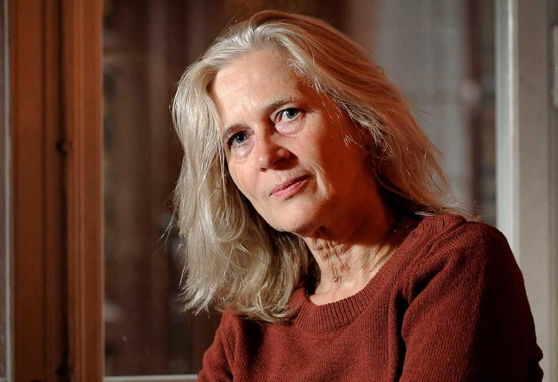 Katarina Frostenson. Arkivbild