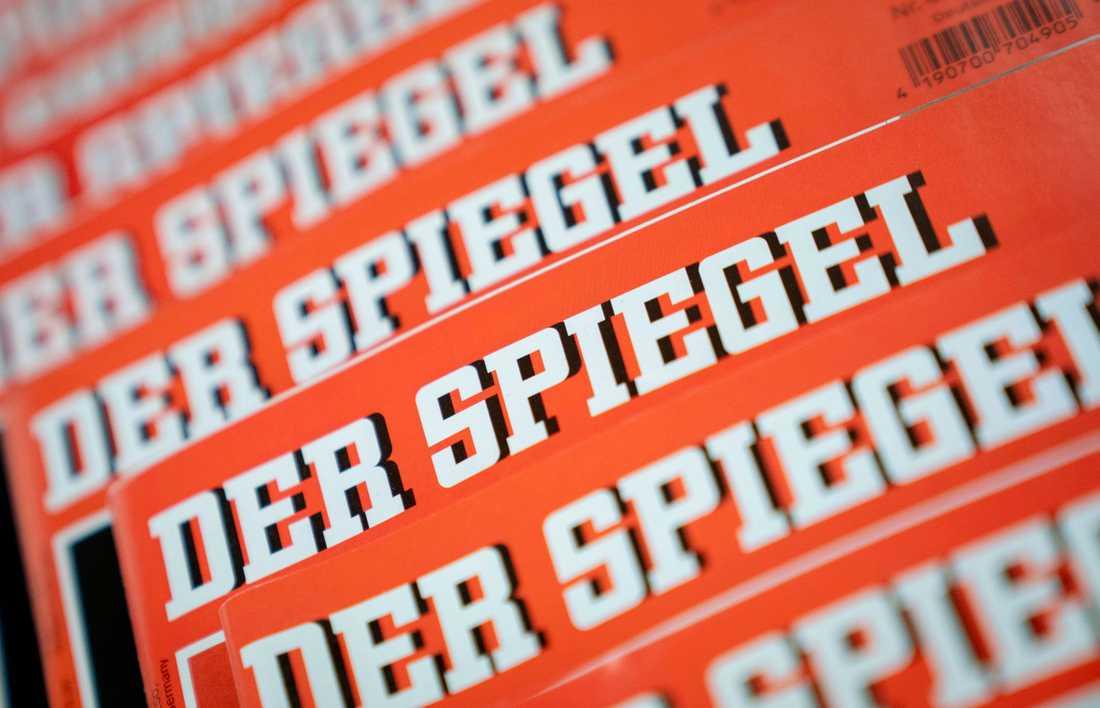 En tysk reporter har avslöjats med bluffartiklar – och falska insamlingar av pengar. Arkivbild.