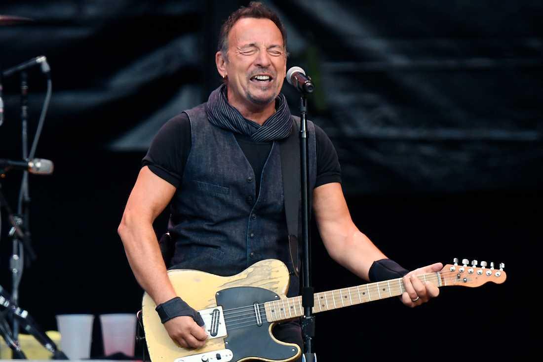 Bruce Springsteen fyller 70 år.
