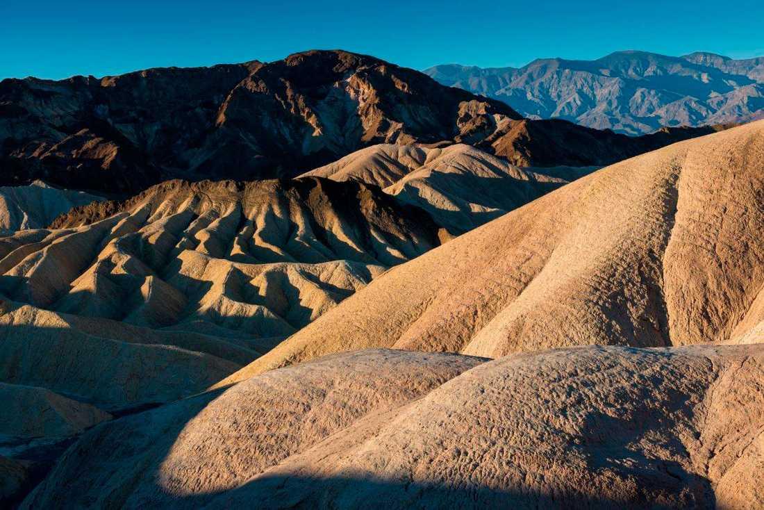 VÄRLDENS HETASTE PLATS I Death Valley, Kalifornien, var det 56,7 grader varmt den 10 juli 2013, den högsta temperatur som uppmätts på jorden.