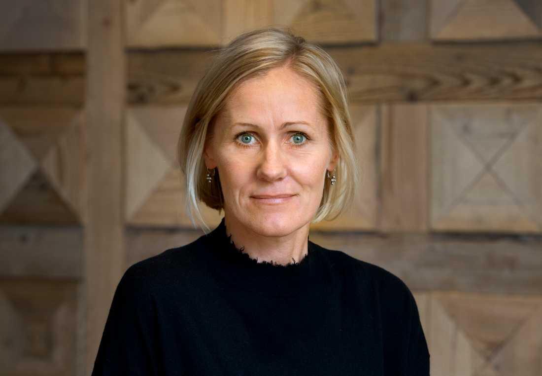Espresso Houses Sverigechef Stina Möller.