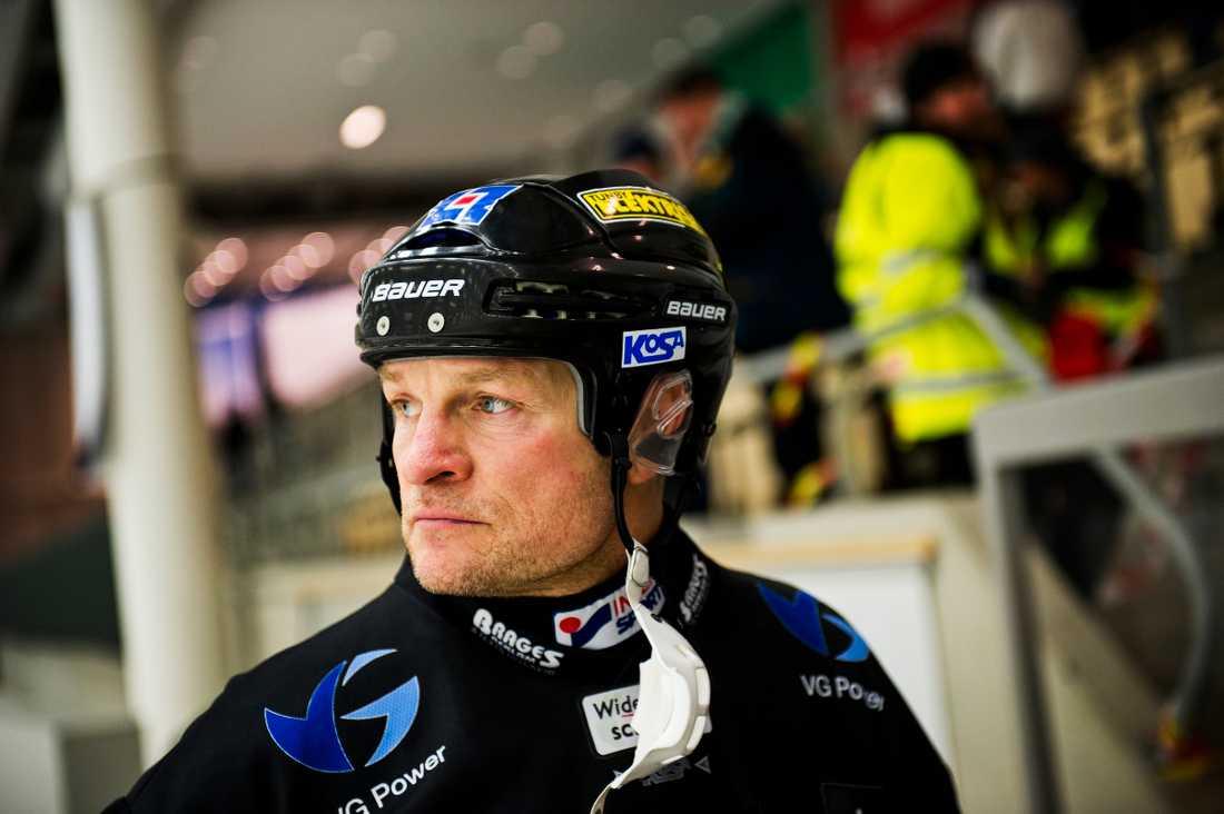 Per Fosshaug avslutade karriären i Tillberga 2012.