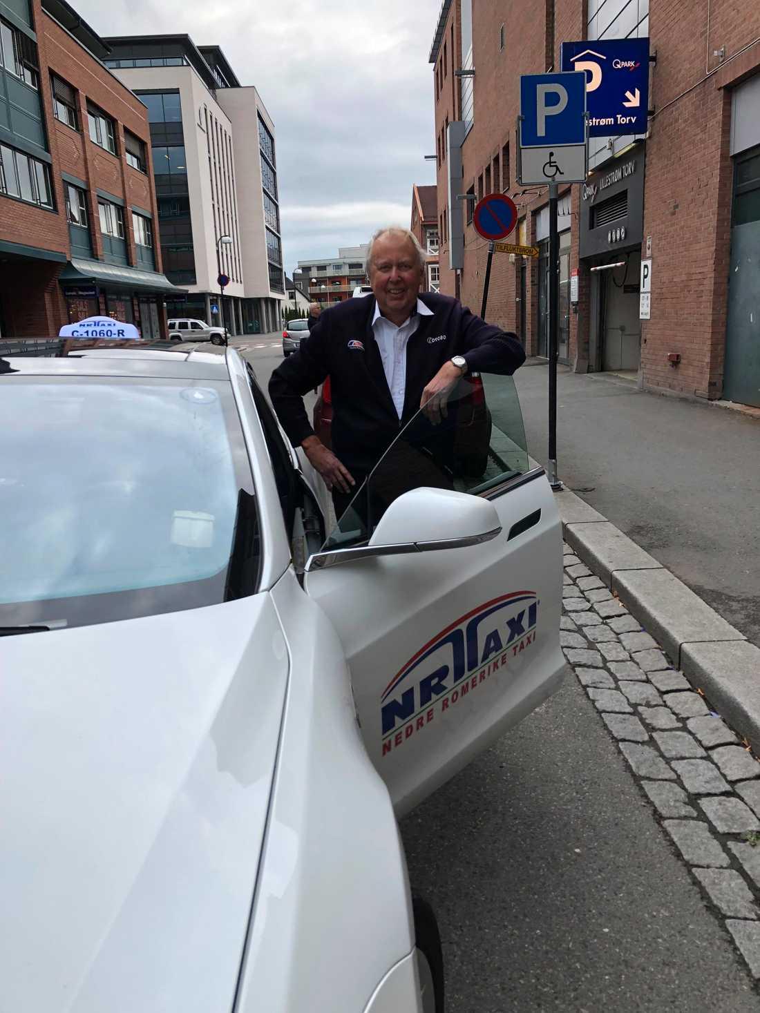 Tron Sjölli.