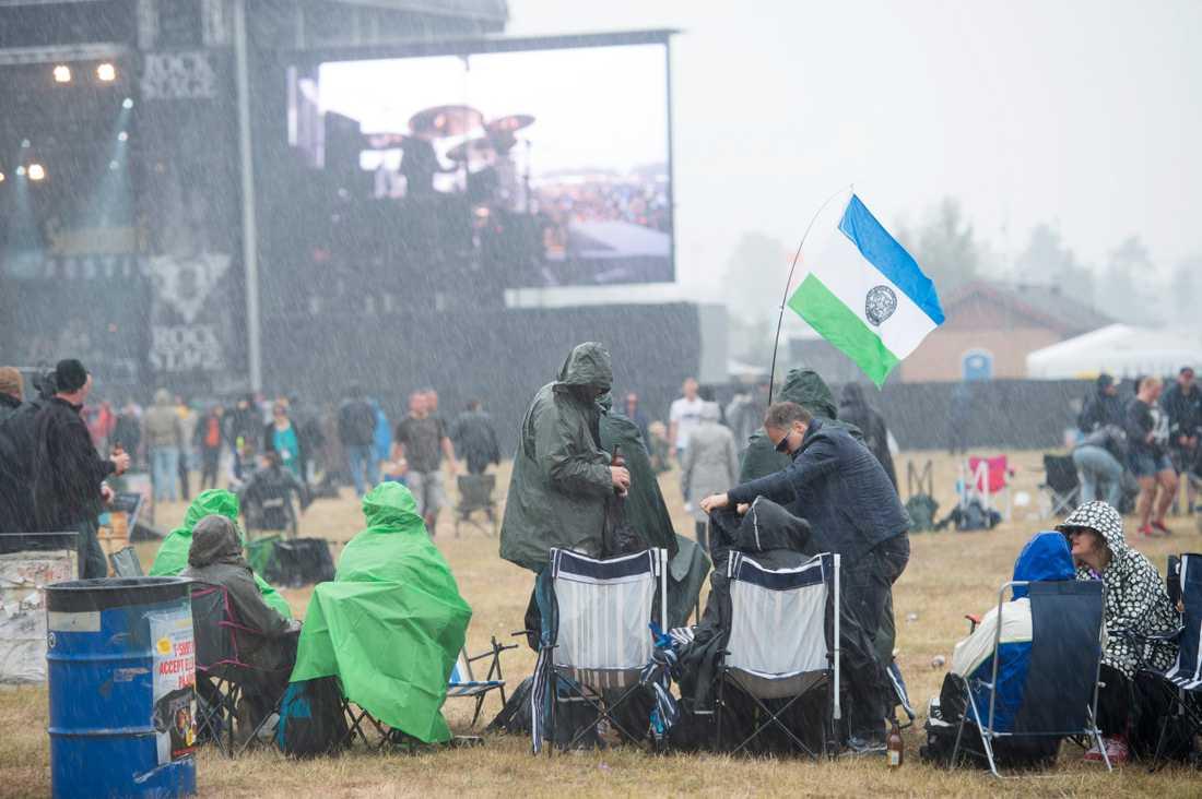 Många festivalarrangörer väljer nu att ställa in i sommar. Arkivbild.