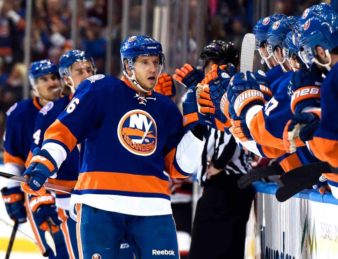 Nikolaj Kulemin, NY Islanders.