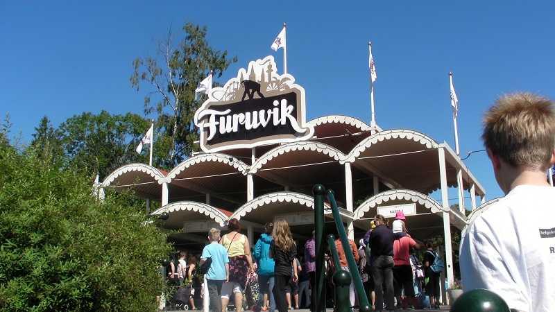 Den 19 maj slår man upp portarna för årets säsong i Furuvik.