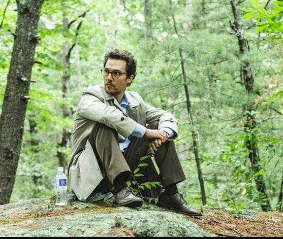 """Matthew McConaughey i """"The sea of trees"""" som hittills dragit in 0,1 promille av kostnaderna för inspelningen."""