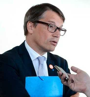 Göran Hägglund (KD).