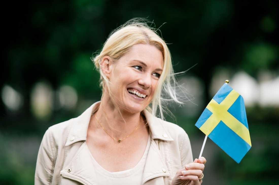 Hanna Marklund.