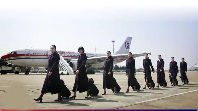 ...och nu följer alltså China Eastern Airlines efter.