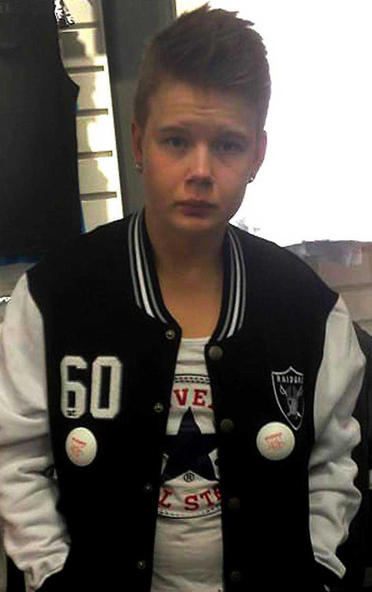 Albin hittades död 2014.