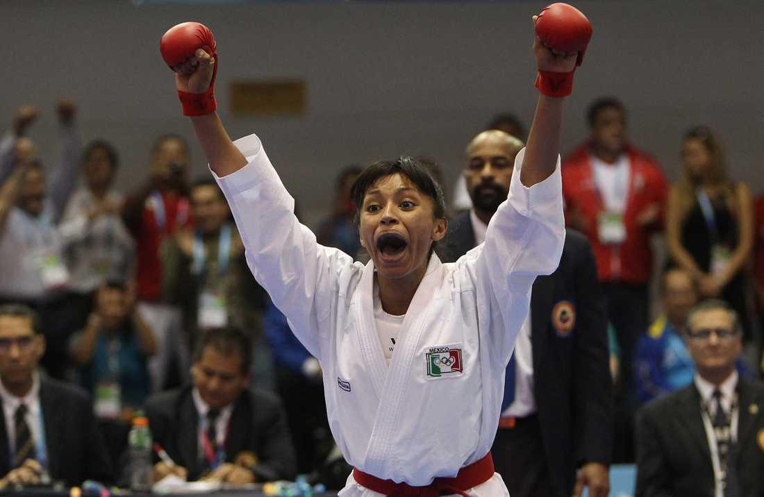 Karate som OS-gren 2020 ger 2,05 i odds...