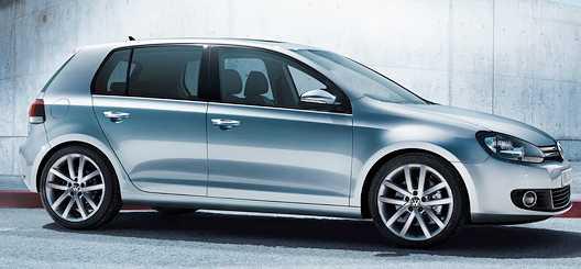 Trea: Volkswagen Golf
