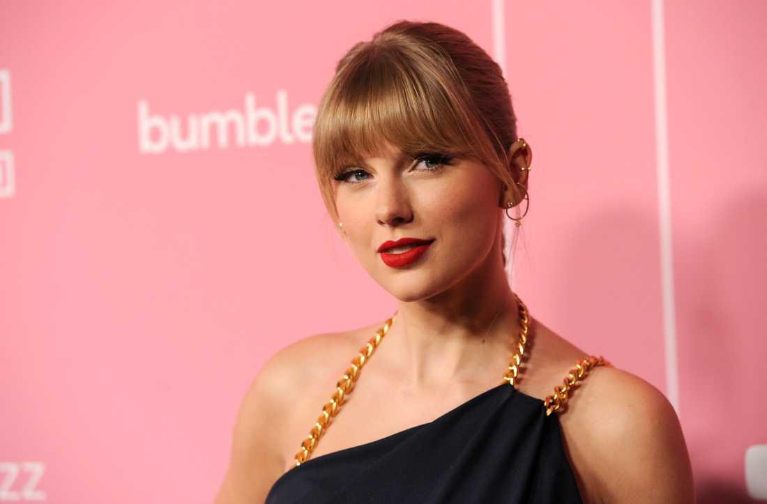 Taylor Swift går in som etta i USA – igen. Arkivbild.