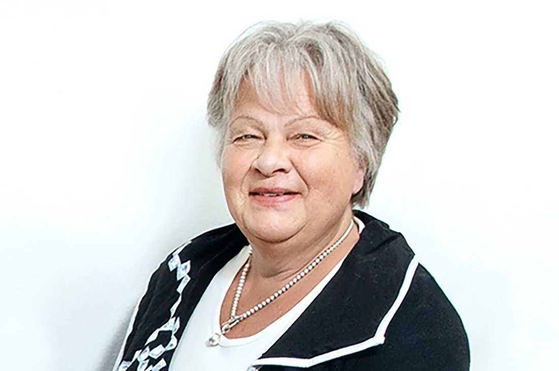 Carina Lindegren, vice ordförande i Demensförbundet.