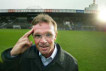 Hjärnan bakom köpen Anders Linderoth och Hammarby gjorde fyra kanonvärvningar inför säsongen 2003.