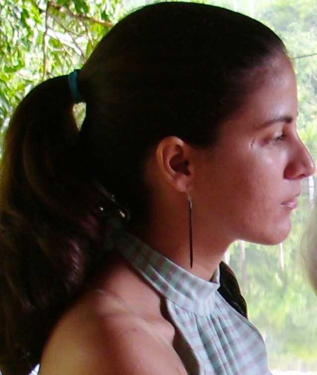 Rosa Maria Payá tror att hennes far blev mördad.