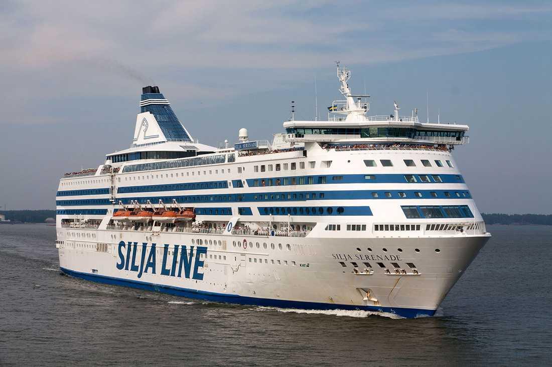 Silja Serenade har seglat på Östersjön sedan 1990.