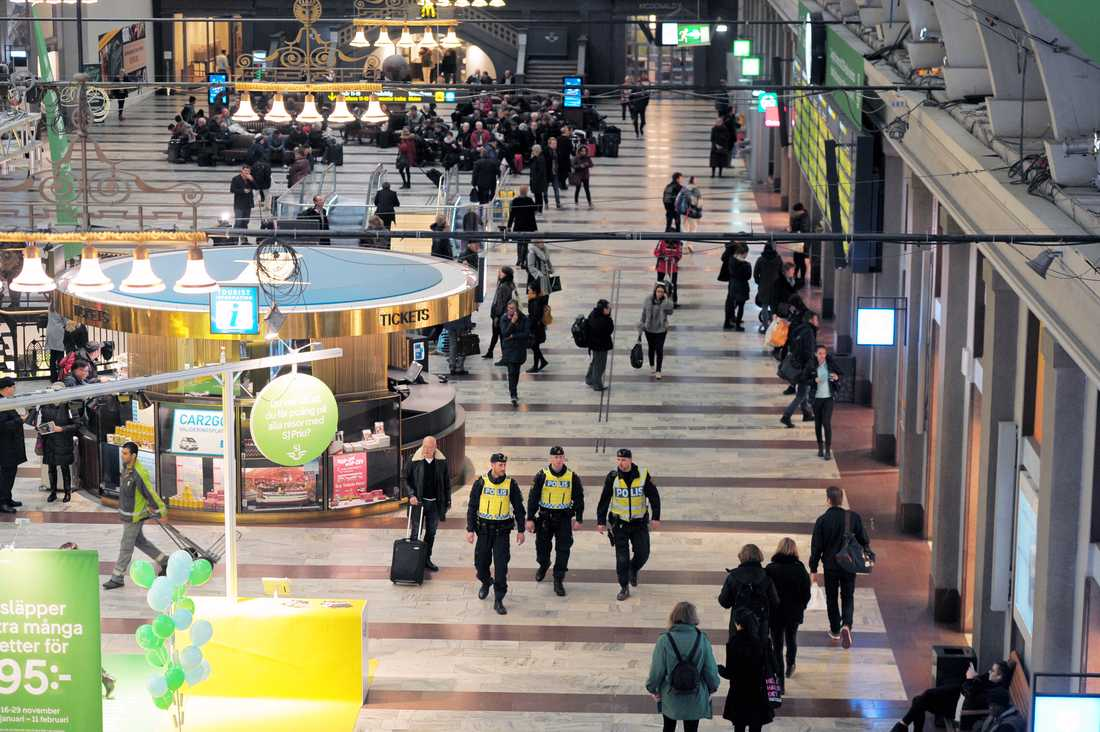 Centralstationen Stockholm