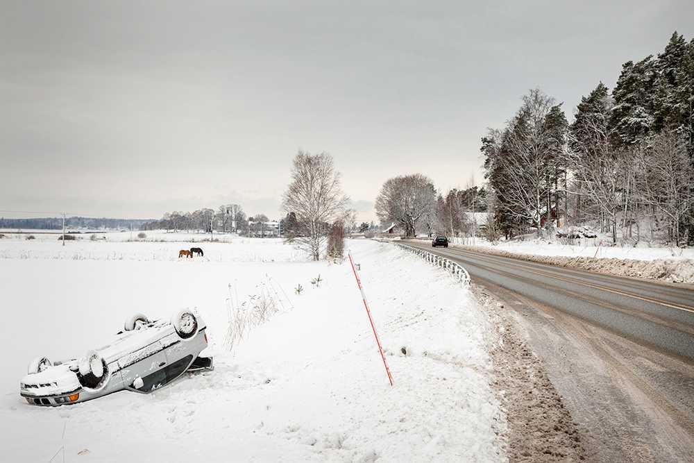 Varje år omkommer i snitt 15 personer i jul- och nyårstrafiken.
