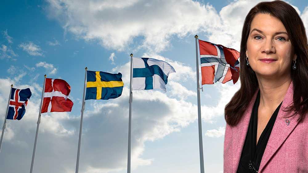 De nordiska statsministrarna har nu slagit fast att Norden ska bli världens mest hållbara och integrerade region 2030. Det är bra. För vi i Norden måste ta på oss ledartröjan, skriver Ann Linde, minister med ansvar för Norden (S).