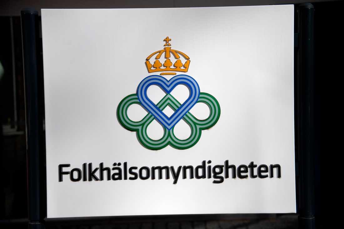 Hittills har 5572 coronasmittade personer avlidit i Sverige, enligt Folkhälsomyndigheten. Arkivbild.