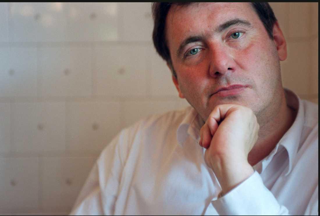 Göran Forsmark 1999. Arkivbild.