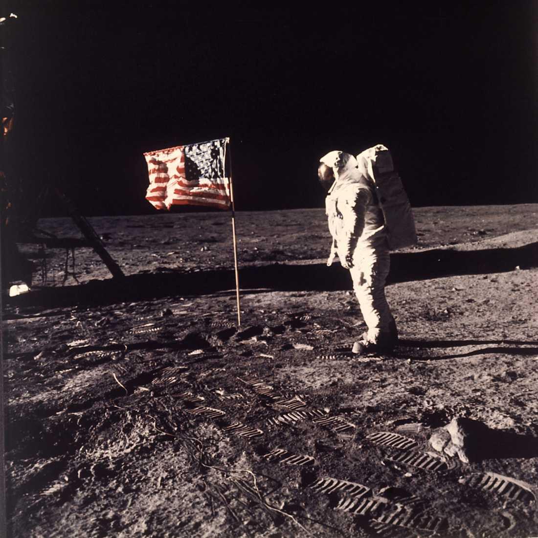 50 år har gått sedan Apollo 11 landade på månen – och lika länge har konspirationsteoretiker ifrågasatt månlandningen.