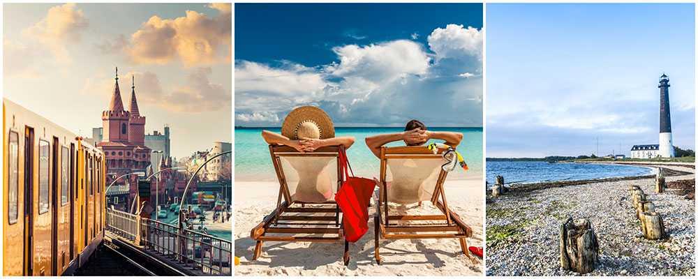 Maldiverna, Mauritius, Estland och Tyskland – det här är höstens bästa weekend-tips!