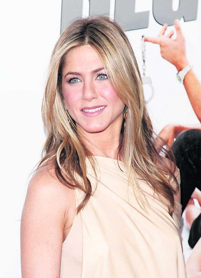 David Schwimmer vägrar prata med Jennifer Aniston.