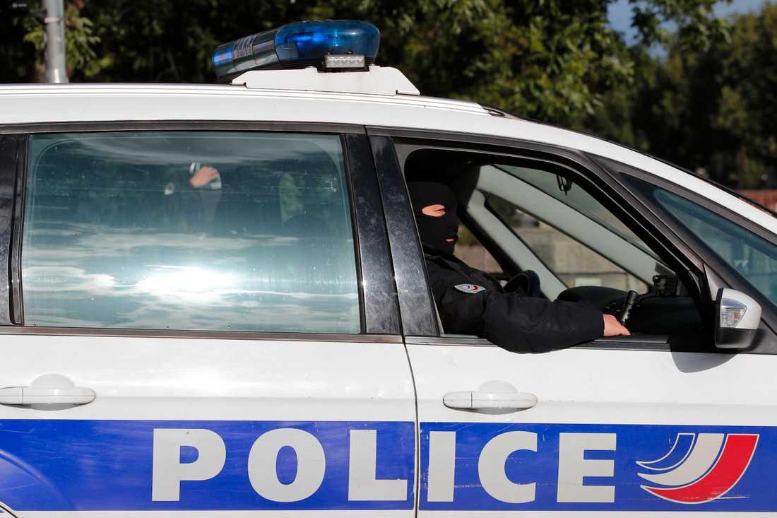 En man har gripits efter att ha kört över en familj i franska Montpellier. Arkivbild.