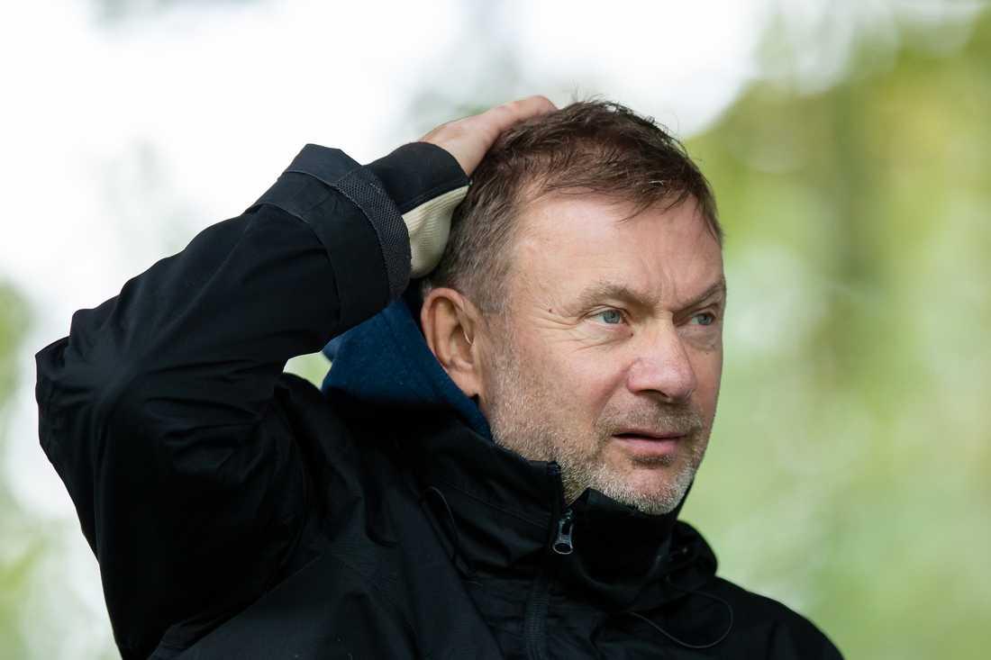 Peter Gerhardsson.