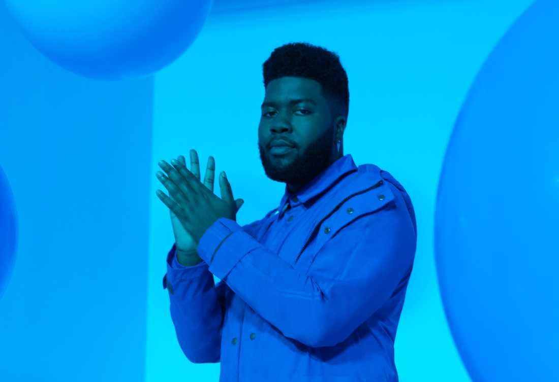 Khalid målar i blå toner på sitt andra album, men han skulle behöva vara mer av en free spirit i studion.