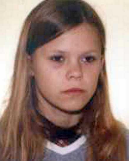 Jennifer Wetzel blev bara 13 år.