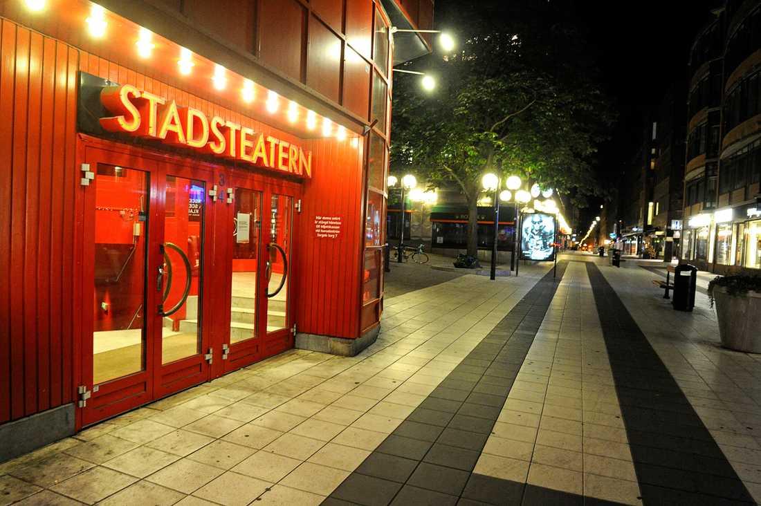 Stockholms Stadsteater.