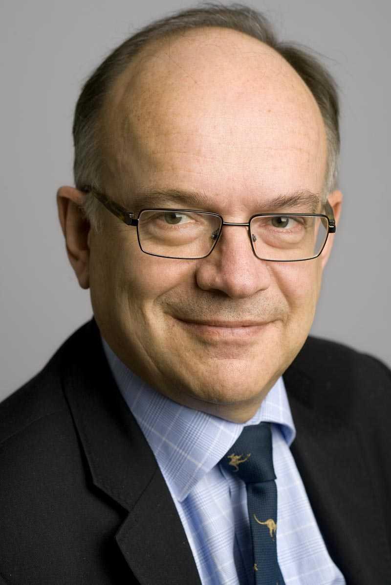 Göran Stiernstedt, avdelningschef för vård och omsorg på Sveriges kommuner och landsting.