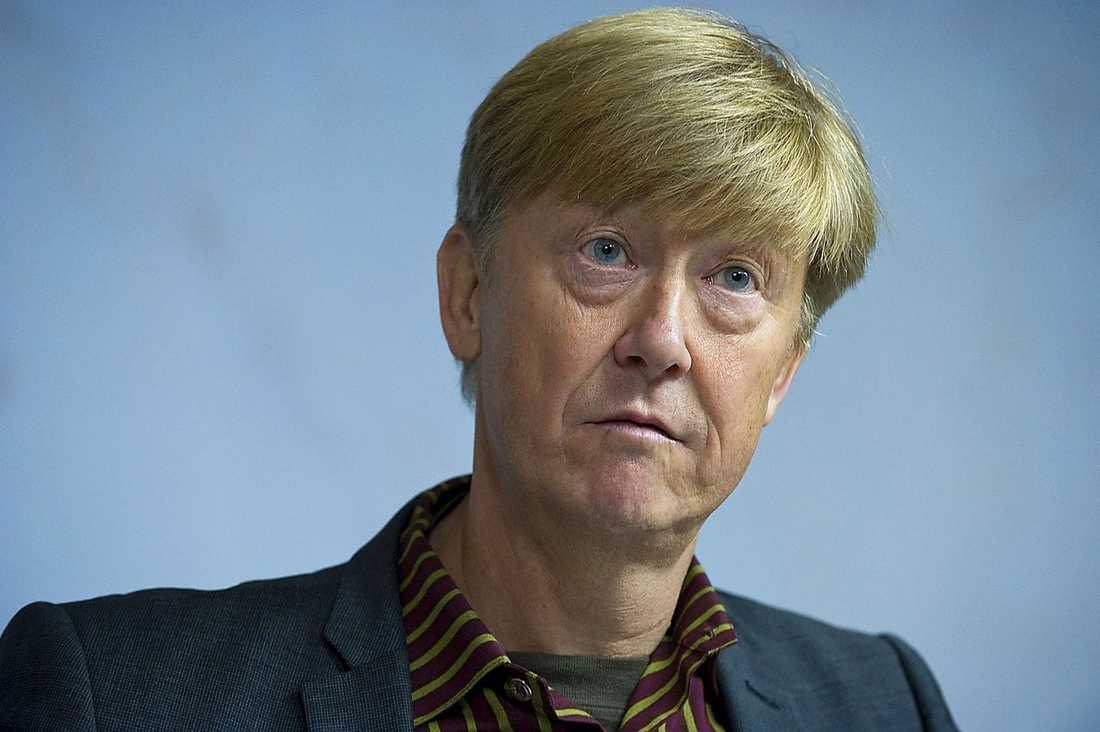 Andreas Carlgren – inte sugen på att leda Centerpartiet.