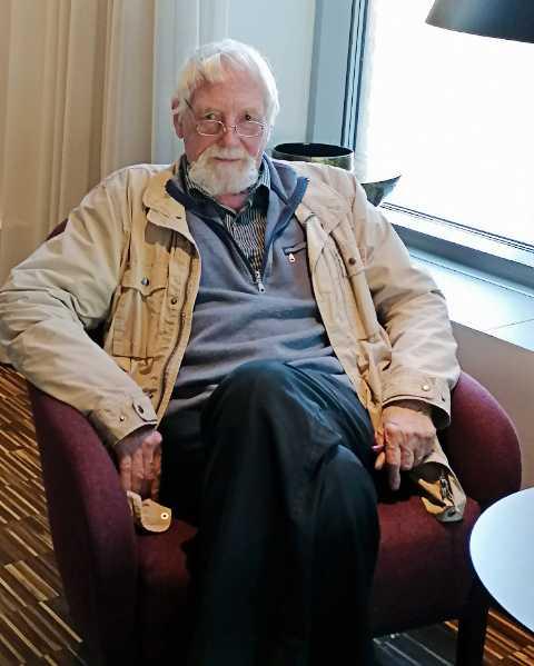 Bjarne Anderson, 76.
