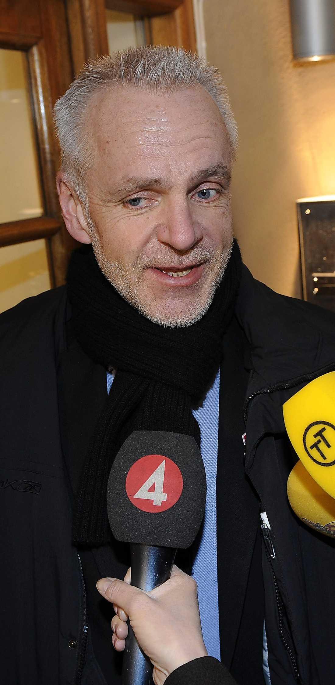 Mats Johansson, ordförande i Blekinge partidistrikt.