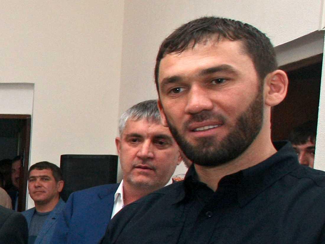 Den ryska delrepublikens talman Magomed Daudov hade öppet hotat regimkritikern Tumso Abdurachmanov. Arkivbild.