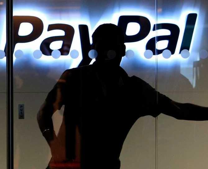 Paypals huvudkontor i Singapore.