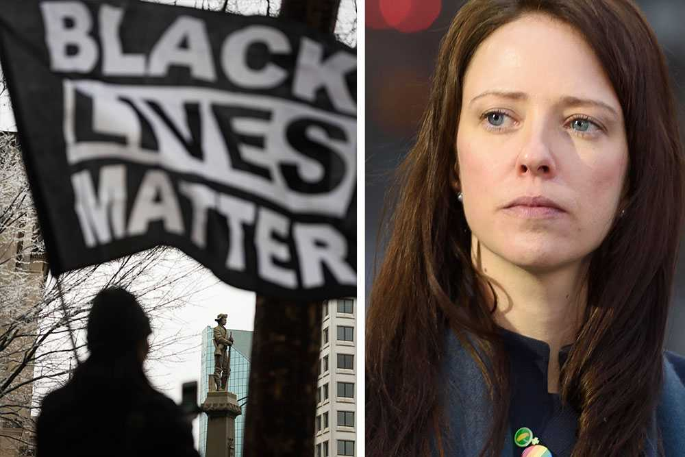 Det är inte enbart i USA som rasismen lever, den finns också här i Sverige. De rasistiska hatbrotten fortsätter att dominera hatbrottsstatistiken och utgjorde 70 procent av de anmälda hatbrotten år 2018, skriver jämställdhetsminister Åsa Lindhagen (MP).
